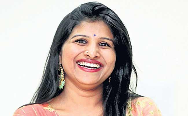 Singer Mangli New Movie Swechha  - Sakshi