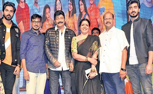 Rajashekar Talk About Student Of The Year Movie - Sakshi