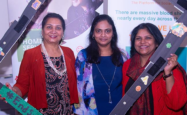 Global Srategic Alliance Fighting For AIDS Eradication - Sakshi