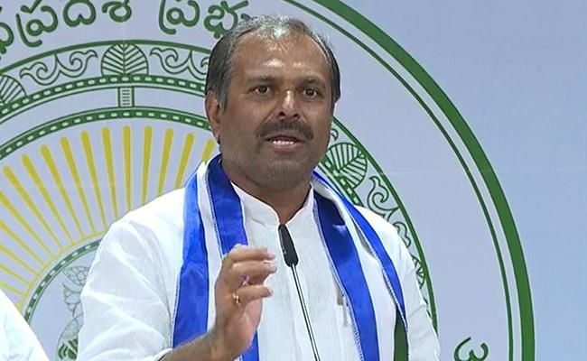 TDP Plays Political Drama in Assembly, slams Srikanth reddy - Sakshi