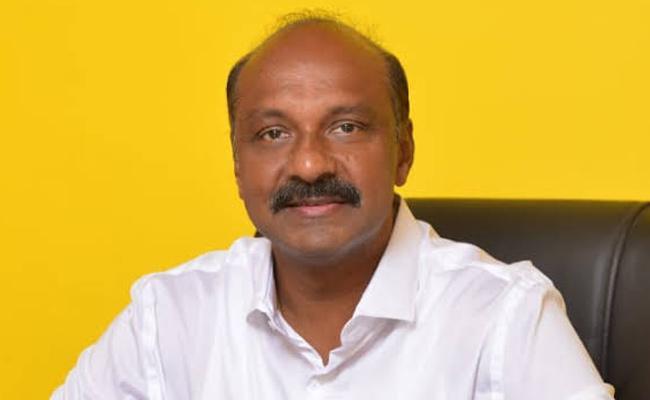 TDP MLA Ganababu Applauds CM YS Jagan - Sakshi