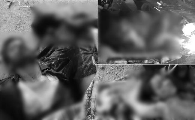 Four Die In Car Accident In Kamareddy - Sakshi