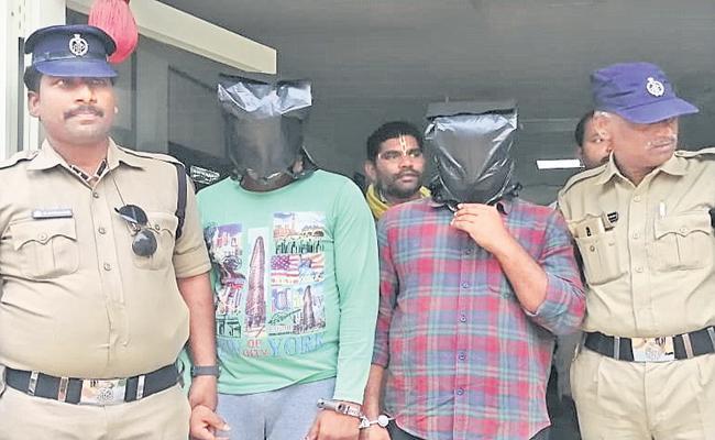 Molestation Attack On 16 years Old Girl - Sakshi