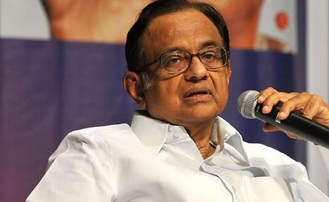 Chidambaram Reaction On Rajinikanth Political Entry - Sakshi