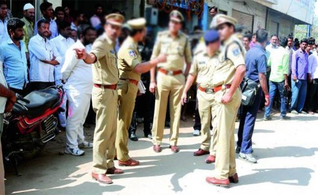Hyderabad Police Mistake Again in Saranappa Missing Case - Sakshi