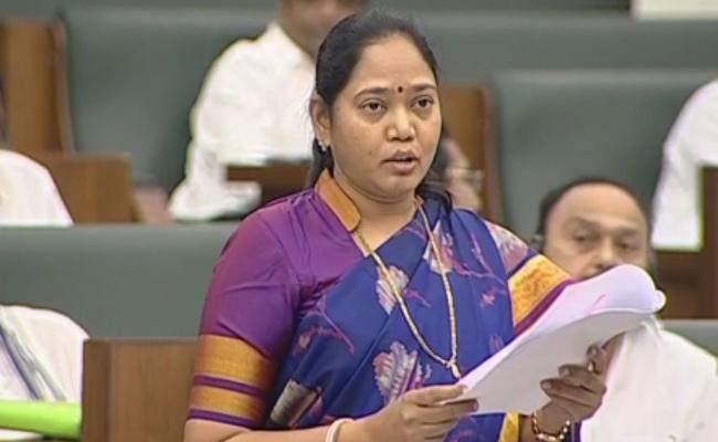 Discussion In AP Assembly On Woman Safety - Sakshi