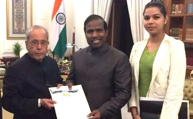 KA Paul Daughter in Law Complaints Against Ram Gopal Varma - Sakshi