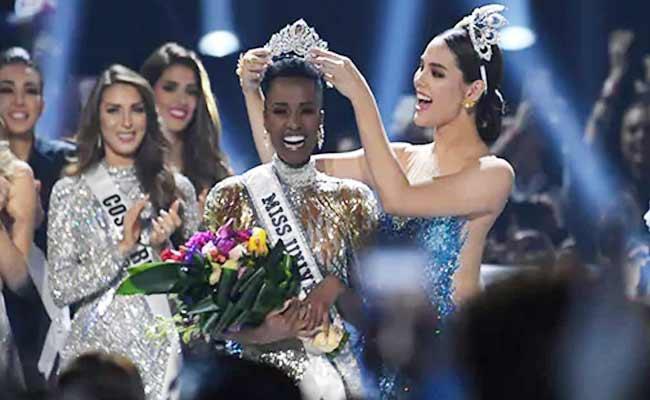 Miss Universe 2019 Winner Is Miss South Africa - Sakshi