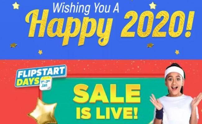 Flipkart Flipstart Days 2020 - Sakshi