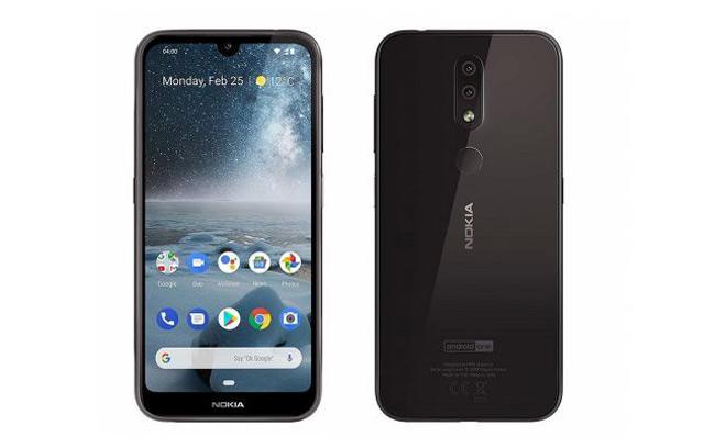Nokia 4.2 Smartphone Gets Huge Price Cut in India - Sakshi