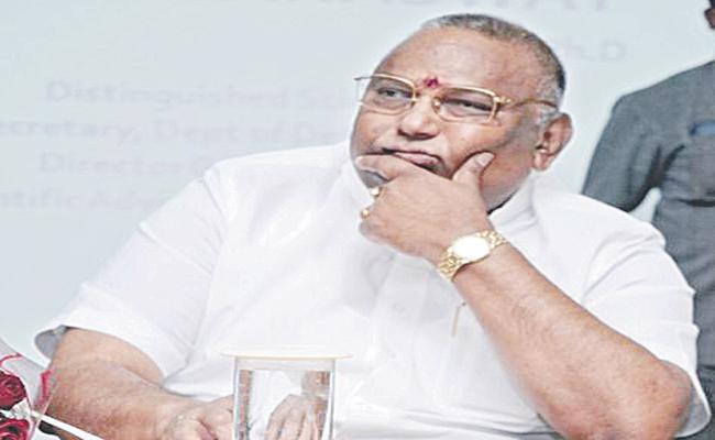 CBI case against Rayapati Sambasiva Rao - Sakshi
