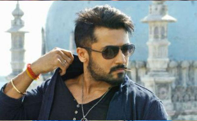 Suriyas Aakasam Nee HadduRa Movie Second Look Out - Sakshi
