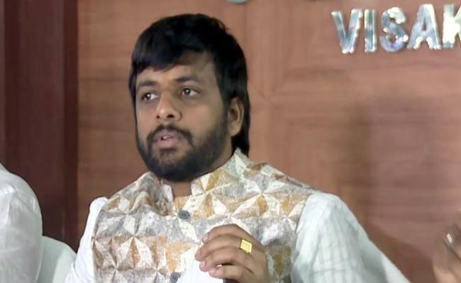 Adep Raju Comments About Former MLA Bandaru Satyanarayana - Sakshi