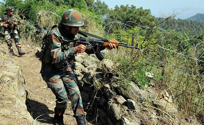 2 Soldiers Killed in Gunfight With Pak Infiltrators In Nowshera Sector - Sakshi