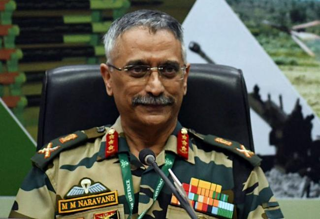 Army Chief Gen Naravane Says China Needs More Attention - Sakshi