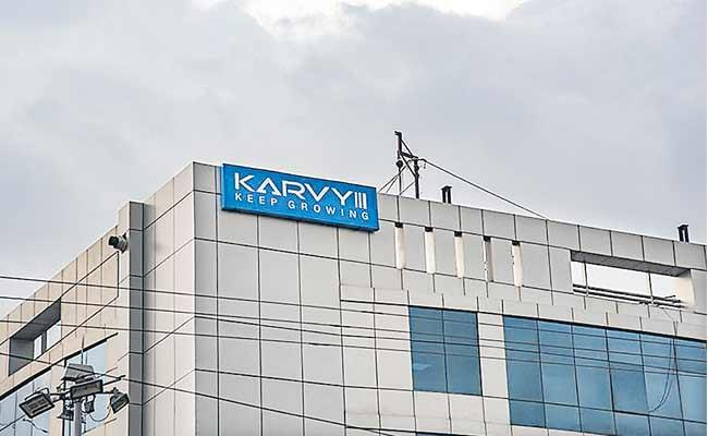 Karvy Group Names New Head For Financial Services Arm - Sakshi