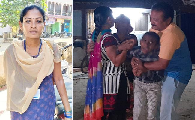 Woman Murdered in Visakhapatnam - Sakshi