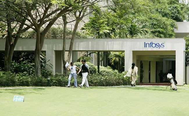 Infosys Q3 profit up 23 Percent - Sakshi