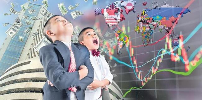 India Stocks Join Global Rally on Eased U.S.-Iran Tensions - Sakshi