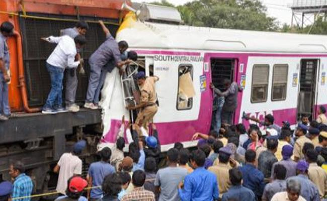 Kacheguda Railway Accident Report By The Railway Safety Commissioner - Sakshi