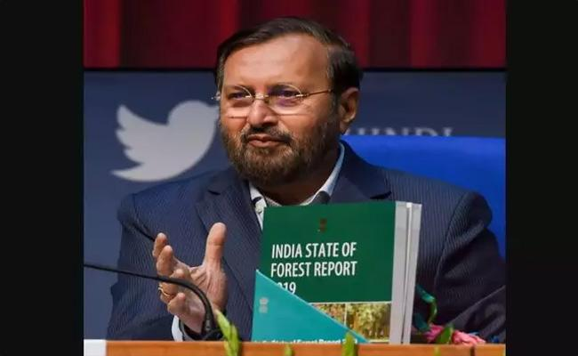 Editorial On India State Of Forest Report Released By Prakash Javadekar - Sakshi