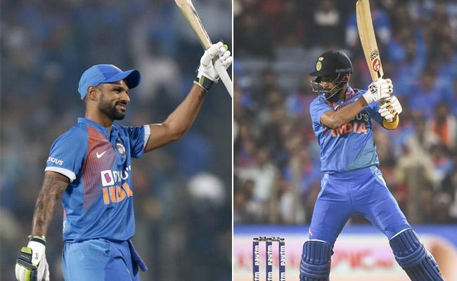 IND Vs SL: Team India Beat Srilanka To Clinch T20 Series - Sakshi