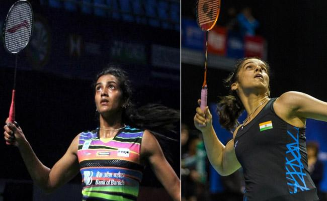 PV Sindhu, Saina Nehwal Crash Out In Malaysia Masters - Sakshi