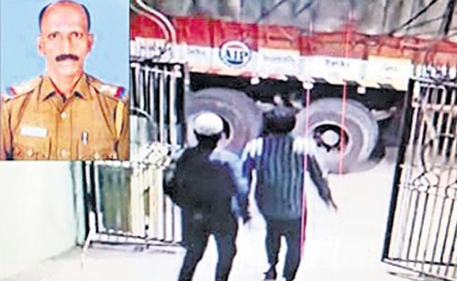 Sub Inspector Murdered In Tamilnadu - Sakshi