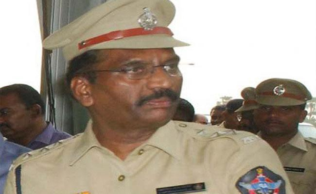 Guntur North Zone DSP Suspended For Corruption Charges - Sakshi