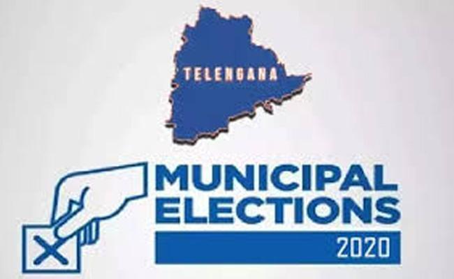 21,850 Filing Of Nominations For Municipal Elections - Sakshi