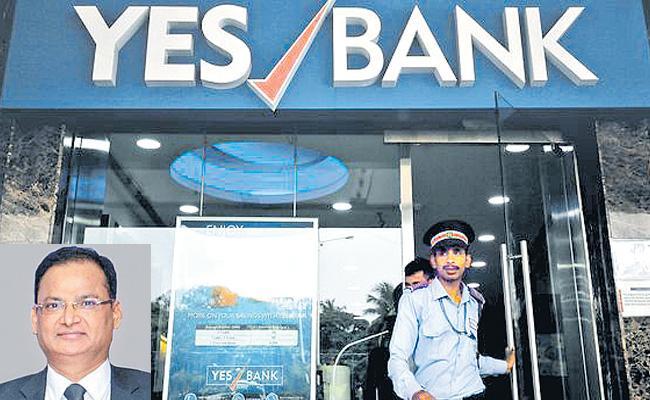 Yes Bank Director uttam Prakash Resigned For His Post - Sakshi