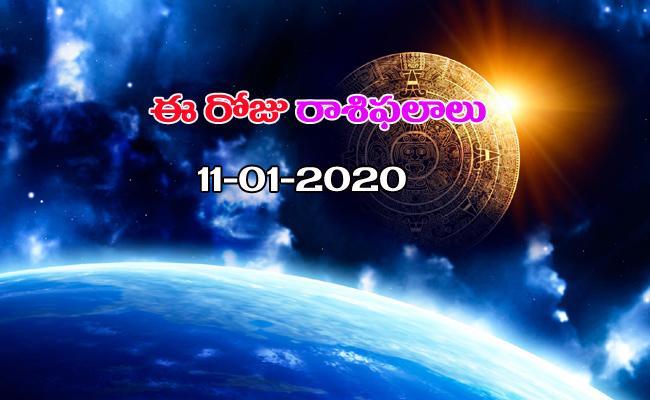 Daily Horoscope in Telugu (11-01-2020) - Sakshi