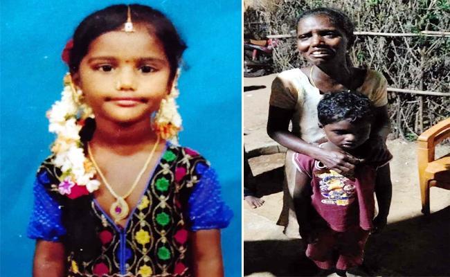 Girl Child Kidnap in PSR Nellore - Sakshi