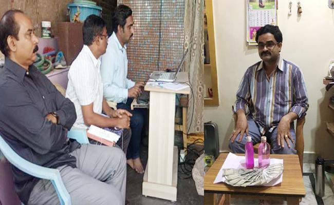 Teacher Demands bribe For Certificate Issue in Vizianagaram - Sakshi