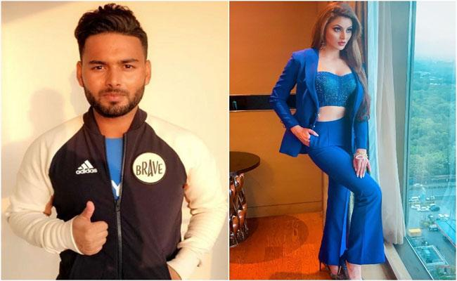 Rishabh Pant Blocks Urvashi Rautela On WhatsApp - Sakshi