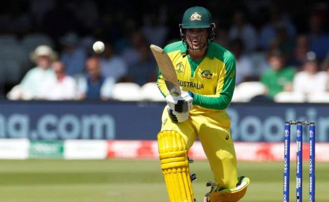 Carey Aspires To Be A Match Finisher Like MS Dhoni - Sakshi