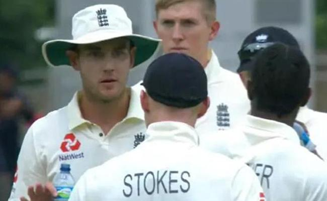 No need to say sorry To Stokes, Stuart Broad - Sakshi