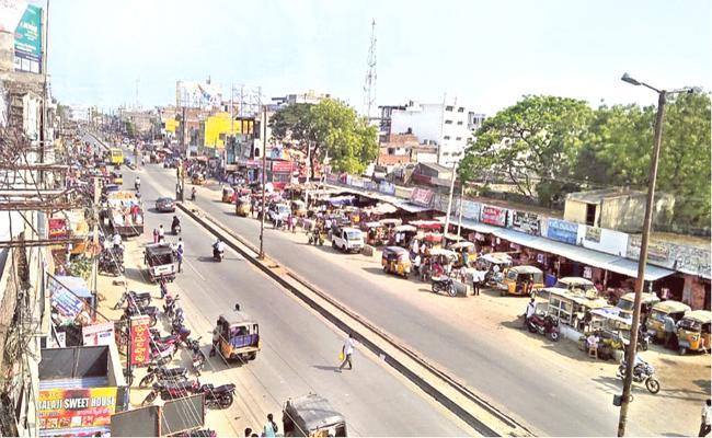 Village Promoted To Municipality In Warangal - Sakshi