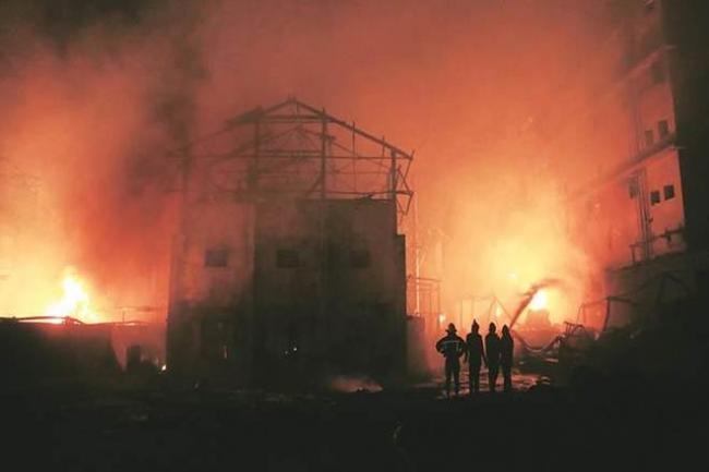 6 Dead in Blast at Chemical Factory in Maharashtra - Sakshi