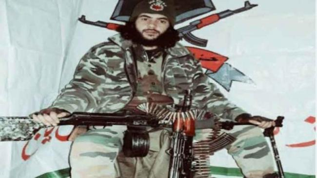 Hizbul Commander Hammad Khan Killed In Tral Encounter  - Sakshi