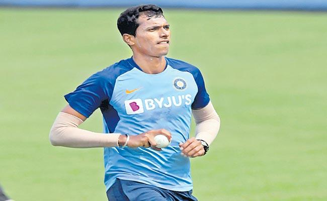 Indian Team Will Start The Series With New Zealand Starting This Month - Sakshi