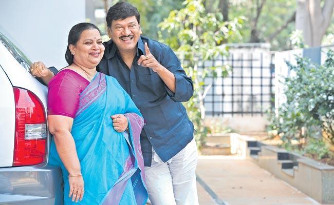 Sakshi Special Interview With Rajendra Prasad