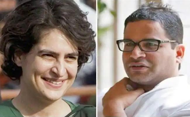 Prashant Kishor Thanks To Priyanka Gandhi For Rejecting NRC - Sakshi