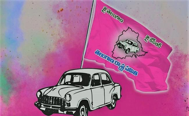 TRS Party Leaders Excited Regarding Tickets For Municipal Elections - Sakshi