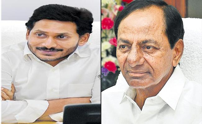 YS Jaganmohan Reddy And KCR Meeting On 13-01-2020 - Sakshi