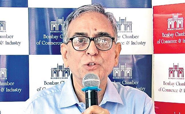 Modi Govts Aim Of 5 Trillion Economy By 2024 Says Economist R Nagaraj - Sakshi