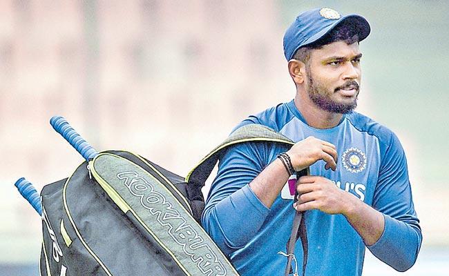 Sanju Samson Dropped From T20 Squad For New Zealand Tour - Sakshi