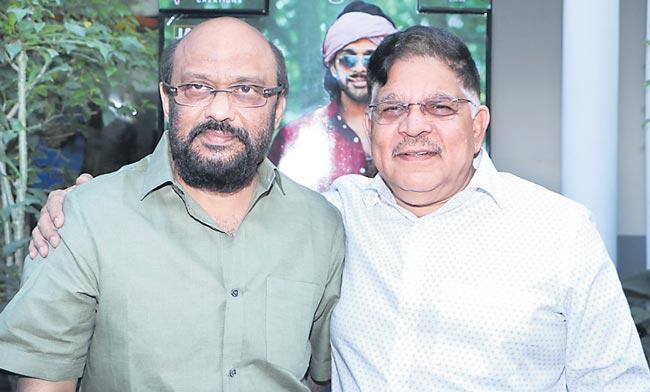Ala Vaikuntapuram LO Press Meet - Sakshi