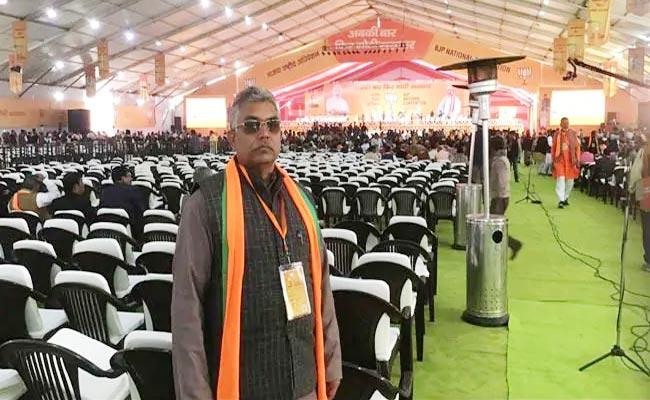 Dilip Ghosh Says Governments Shot Them Like Dogs Who Damaging Public Property - Sakshi