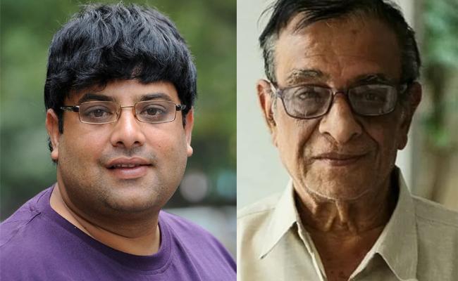 Actor Krishnudu Father Passed Away Bhimavaram - Sakshi